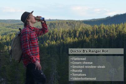 dr B ranger