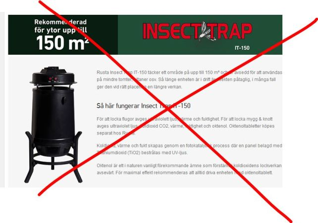 insect trap